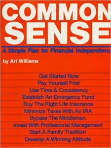 Art Williams - Common Sense