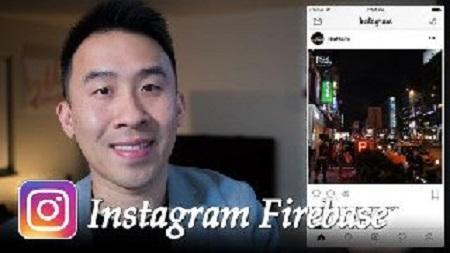 Brian Voong - Instagram Firebase