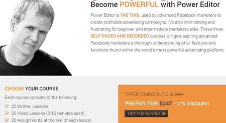 Fb Marketing Advanced University Power Editor with Jon Loomer