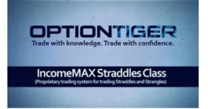 Hari Swaminathan - IncomeMAX Spreads & Strangles Class : Options Trading Systems