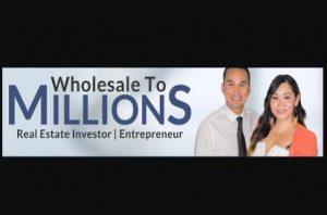 Khang Le - Wholesale to Millions