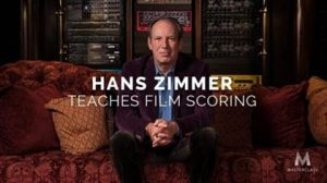 MasterClass - Hans Zimmer Teaches Film Scoring