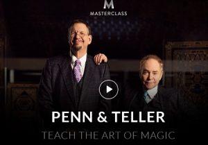 MasterClass - Penn & Teller Teach the Art of Magic