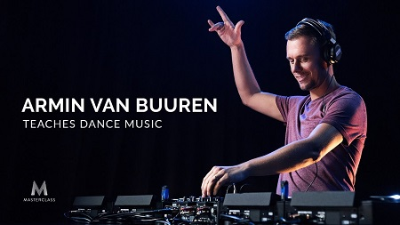 Masterclass - Armin van Buuren Teaches Dance Music