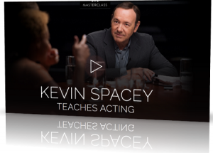 Masterclass - Kevin Spacey Teaches Acting