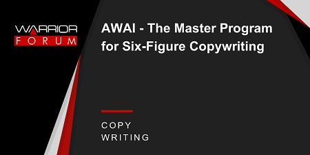 Masters Program For Six-figure Copywriting