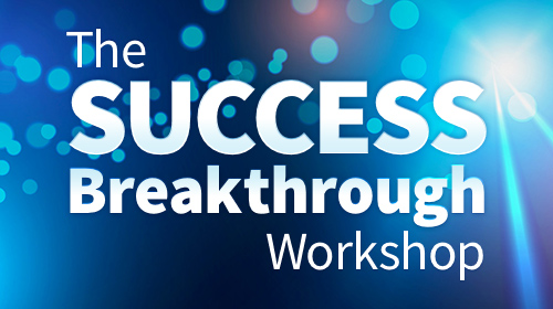 My Breakthrough to Success Workshop