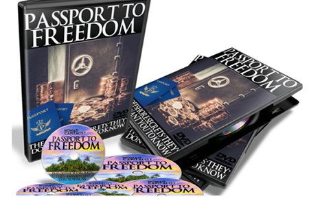 Nomad Capitalist - Passport To Freedom by Andrew Henderson