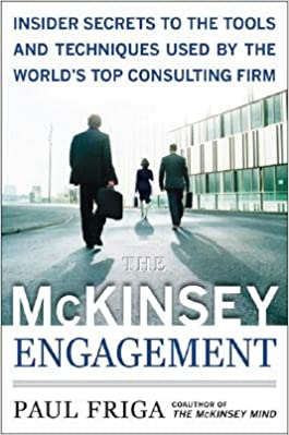 Paul Friga - The McKinsey Engagement