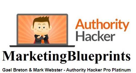 The Authority Hacker PRO Marketing Blueprints