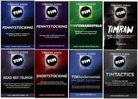 Timothy Sykes Collection (14 DVDRip)