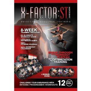 Weider - X-Factor ST 8 Week Training Program