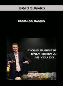 Brad Sugars - Business Basics