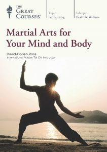 Martial Arts for Your Mind & Body