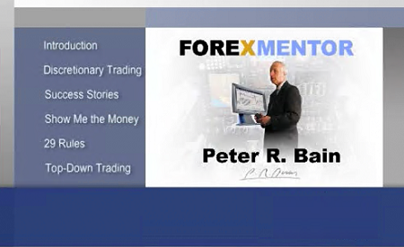 Peter Bain - Trade Currencies Like The Big Dogs