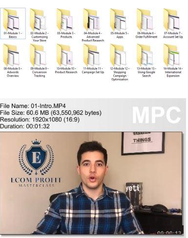 Richard Telfeja Ecom Profit Masterclass (UP) 1