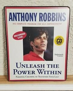 Anthony Robbins - Unleash The Power Within Personal Training System (1988)