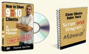 Bedros Keuilian - How to Close 9 out of 10 Clients on Big Ticket Packages