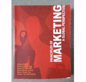 Principles of Marketing - Philip Kotler