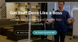 Tiago Forte - Get Stuff Done Like A Boss