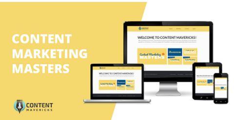 Content Marketing Masters - Content Mavericks