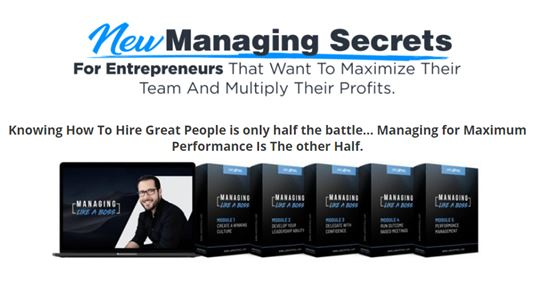 James Friel – Hiring-Managing Like a Boss