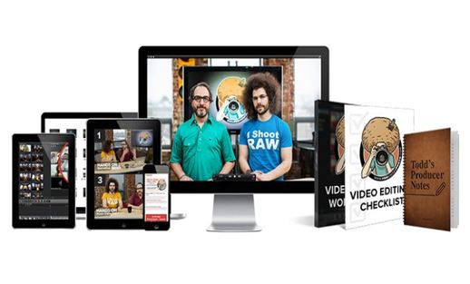 Jared Polin & Todd Wolfe – FroKnowsPhoto Guide To Video Editing