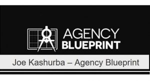 Joe Kashurba - Agency Blueprint