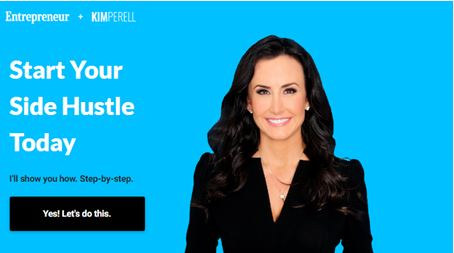 Kim Perrel – Side Hustle Accelerator