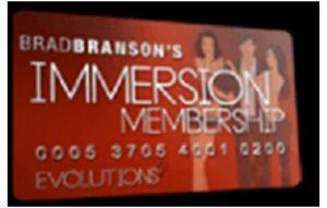RSD Brad - Evolution 2 Immersion