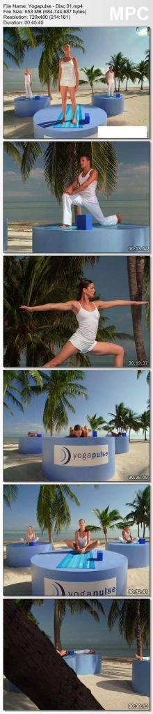 Yoga Pulse System - Reshape Your Body & Transform Your Life 1