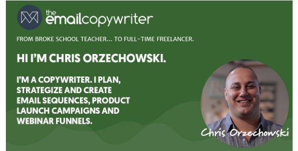 Chris Orzechowski - Email Copy Academy