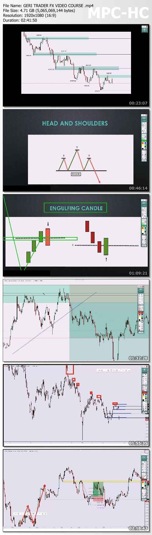 Geri Trader FX Video Course 1