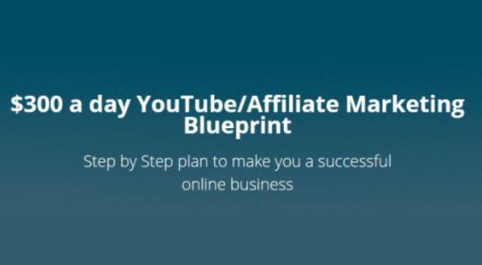 Hunter Edwards - $300 a day YouTube/Affiliate Marketing Blueprint