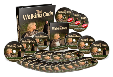 Rob Brinded, James Knight - The Code Of The Natural - The Walking Code