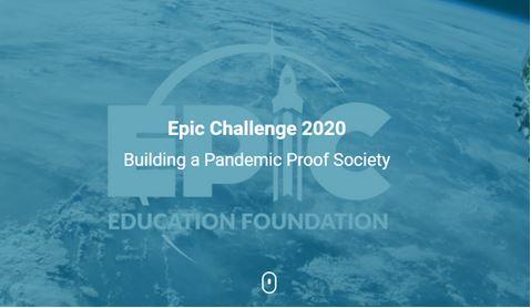 Roland Frasier - Epic Challenge 2020