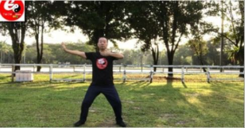 Tai Chi Qi Gong Fitness For Office : Relax Mind And Body BDJ