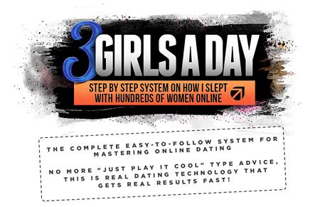 Todd Valentine : 3 Girls A Day