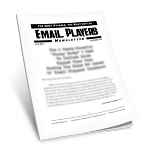 Ben Settle - Email Players Newsletters