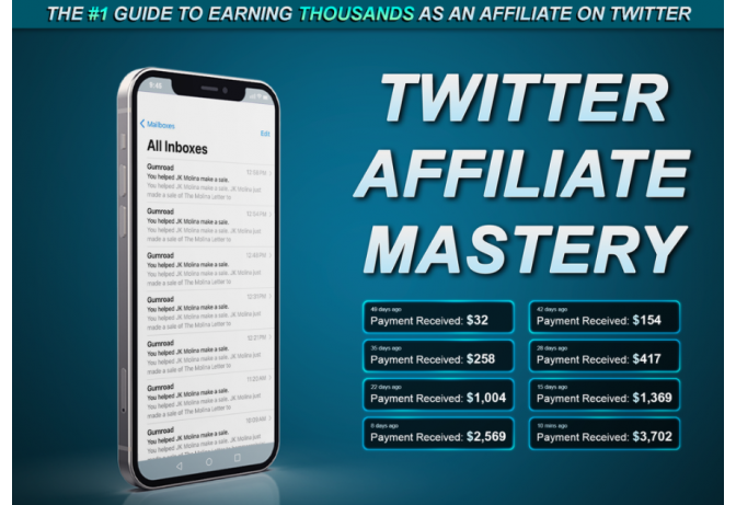 The Giver – Twitter Affiliate Mastery